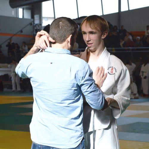entrainement judo