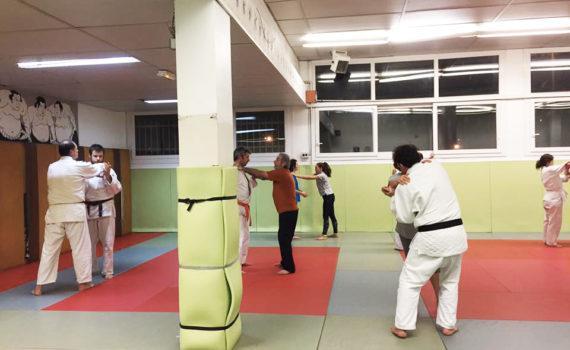 cours judo jeunes adultes bordeaux