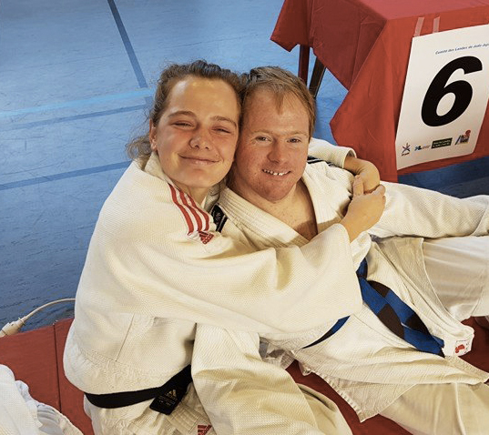 Club judo adapté